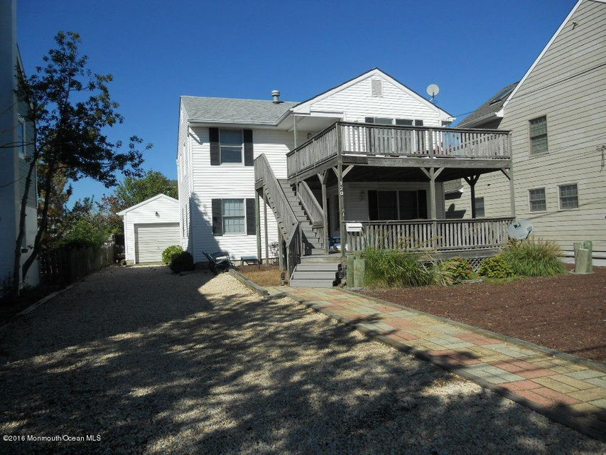 Multi-Family Home for Rent at 120 12th Avenue Seaside Park, New Jersey 08752 United States