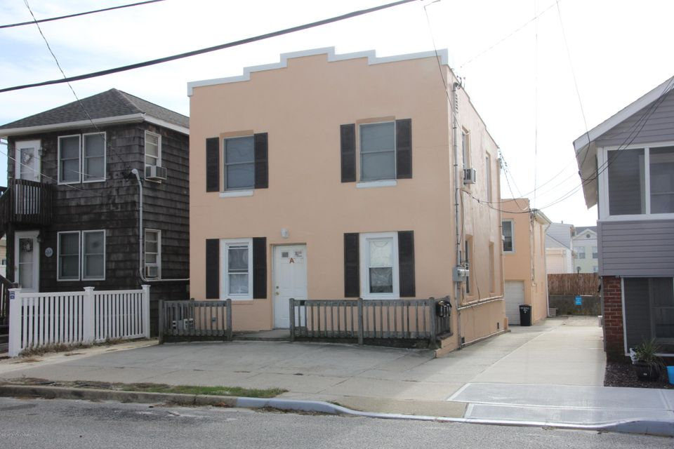 Multi-Family Home for Rent at 13 Decatur Avenue Seaside Park, New Jersey 08752 United States