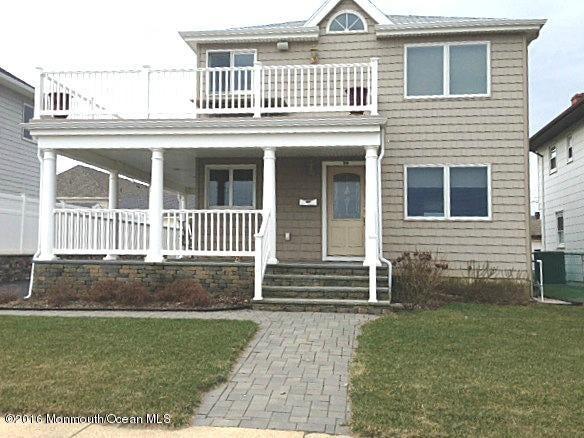 Maison avec plusieurs logements pour l à louer à 99 6th Avenue Belmar, New Jersey 07719 États-Unis