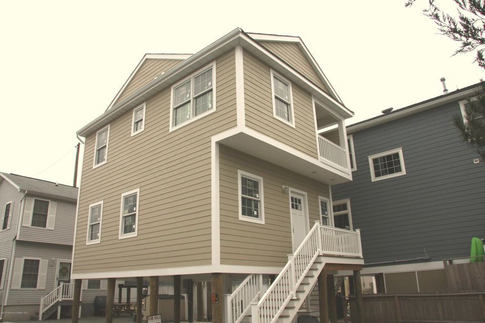 Maison unifamiliale pour l Vente à 109 Beach Way Lavallette, New Jersey 08735 États-Unis