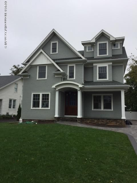 Single Family Home for Sale at 315 Baltimore Boulevard Sea Girt, New Jersey 08750 United States