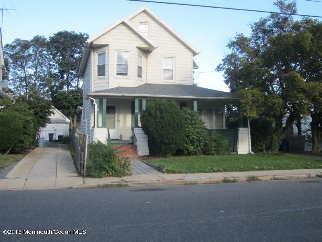 Photo of home for sale at 23 6th Avenue Avenue, Long Branch NJ