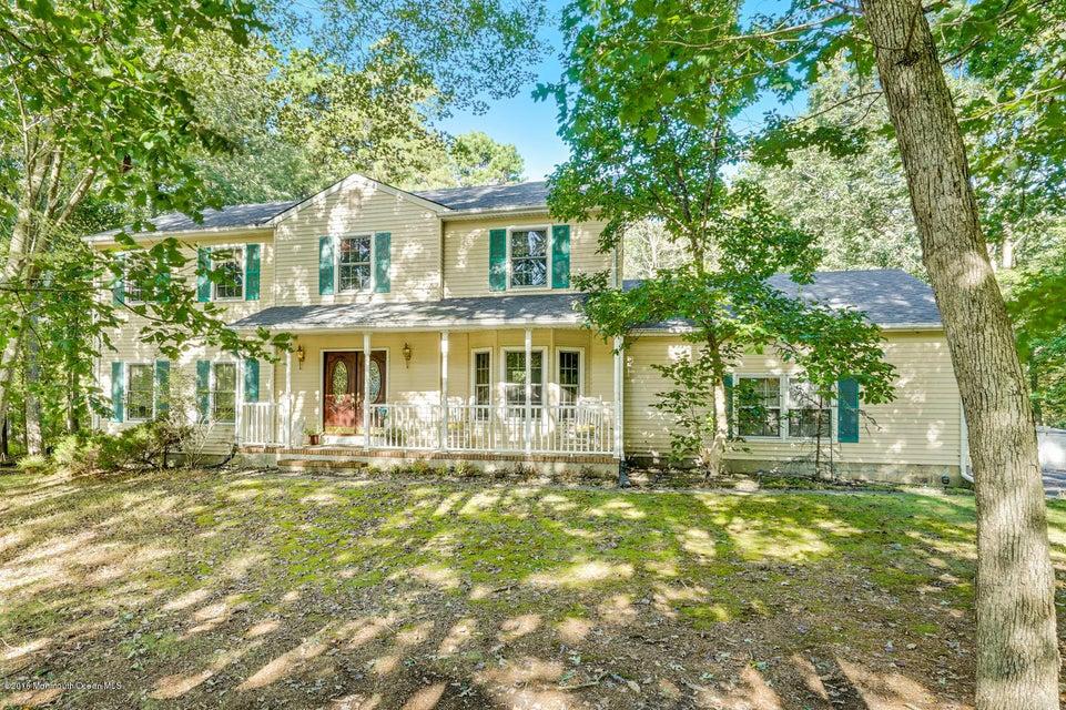 独户住宅 为 销售 在 7 Fox Hollow Place Clarksburg, 新泽西州 08510 美国