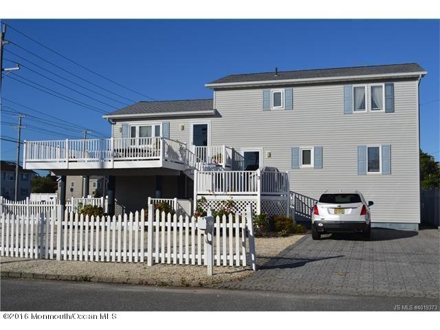Casa Unifamiliar por un Venta en 3 Kirkland Avenue Long Beach Township, Nueva Jersey 08008 Estados Unidos