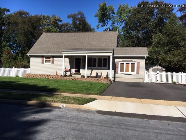 独户住宅 为 销售 在 10 Alaska 杰克逊, 新泽西州 08527 美国