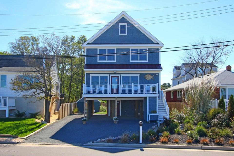 Single Family Home for Sale at 222 Beach Avenue Leonardo, New Jersey 07737 United States