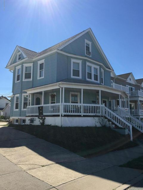 Single Family Home for Rent at 109 Ocean Park Avenue Bradley Beach, New Jersey 07720 United States
