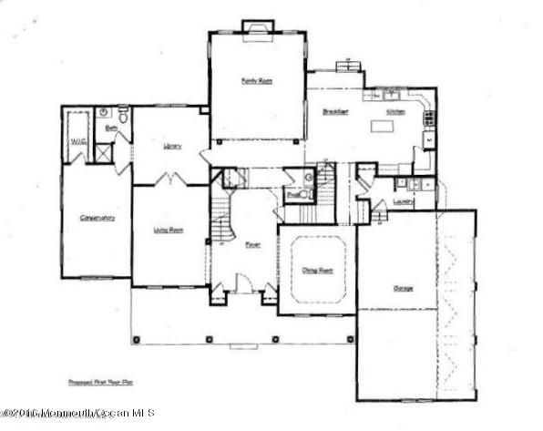 Additional photo for property listing at Edgewood Road  Holmdel, New Jersey 07733 États-Unis