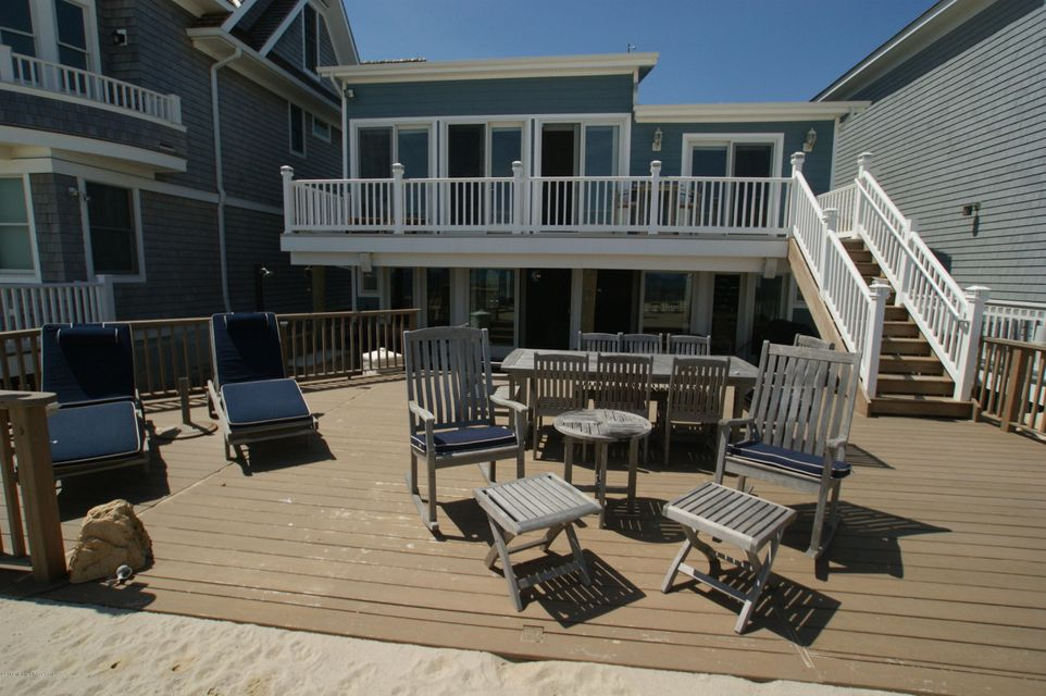 Single Family Home for Sale at 3632 Ocean Terrace Normandy Beach, New Jersey 08739 United States