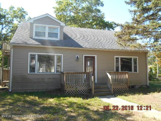 Maison unifamiliale pour l Vente à 735 Old Burnt Tavern Road Brick, New Jersey 08724 États-Unis