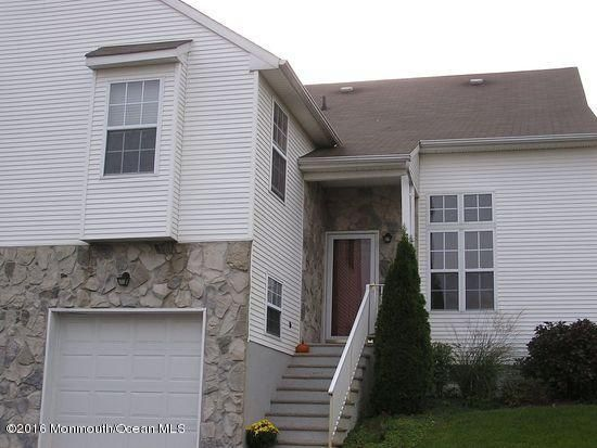 Condominium for Sale at 275 Tennis Court Wall, New Jersey 07719 United States