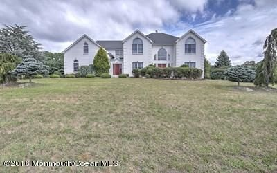 Single Family Home for Sale at 13 Diamond Hill Road Marlboro, New Jersey 07746 United States