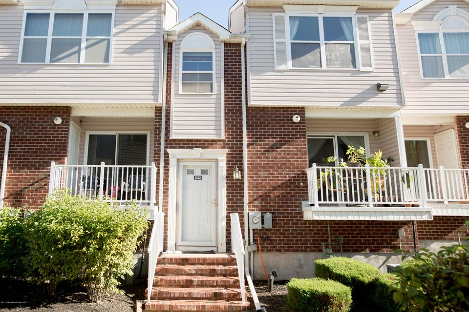 Condominium for Sale at 532 Great Beds Court Perth Amboy, New Jersey 08861 United States