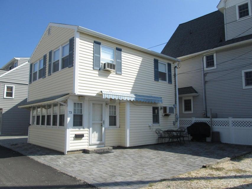 Casa Unifamiliar por un Venta en 73 Bay Way Lavallette, Nueva Jersey 08735 Estados Unidos