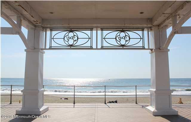 Condominium for Sale at 22 Cooper Avenue Long Branch, New Jersey 07740 United States
