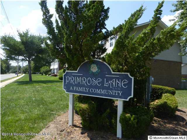 Condominium for Sale at 8 Primrose Lane Brick, New Jersey 08724 United States