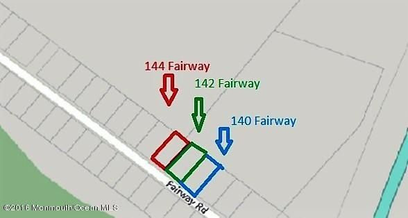 Land for Sale at 140 Fairway Drive Barnegat, New Jersey 08005 United States