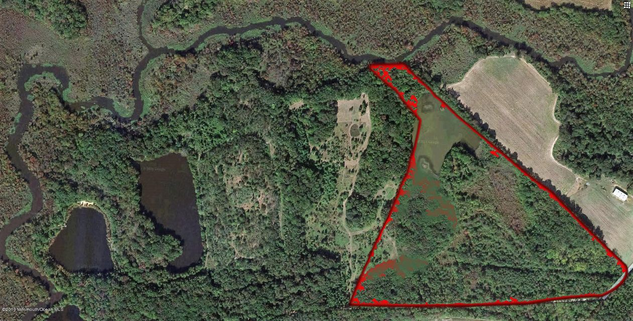 Land for Sale at 212 Game Creek Road Carneys Point, New Jersey 08069 United States