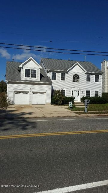 Maison unifamiliale pour l Vente à 1415 Dorset Dock Road Point Pleasant, New Jersey 08742 États-Unis