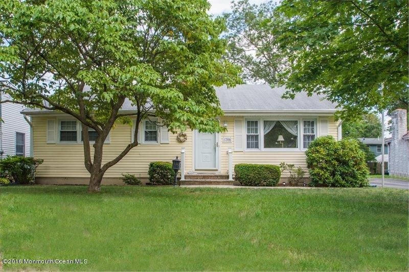 Single Family Home for Sale at 1206 Sleepy Hollow Road Point Pleasant, New Jersey 08742 United States
