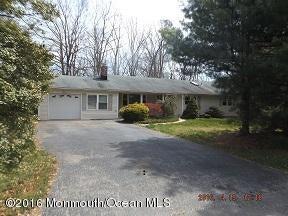 Casa Unifamiliar por un Venta en 607 Montana Drive Toms River, Nueva Jersey 08753 Estados Unidos