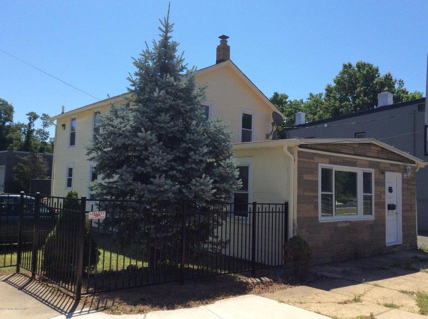 Single Family Home for Sale at 66 Leonard Avenue Leonardo, New Jersey 07737 United States