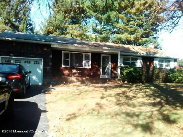 Single Family Home for Sale at 1305 Squirrel Road Wall, New Jersey 07719 United States