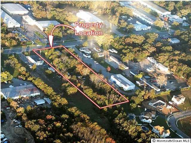Commercial for Sale at 1745 Lakewood Road Toms River, New Jersey 08755 United States