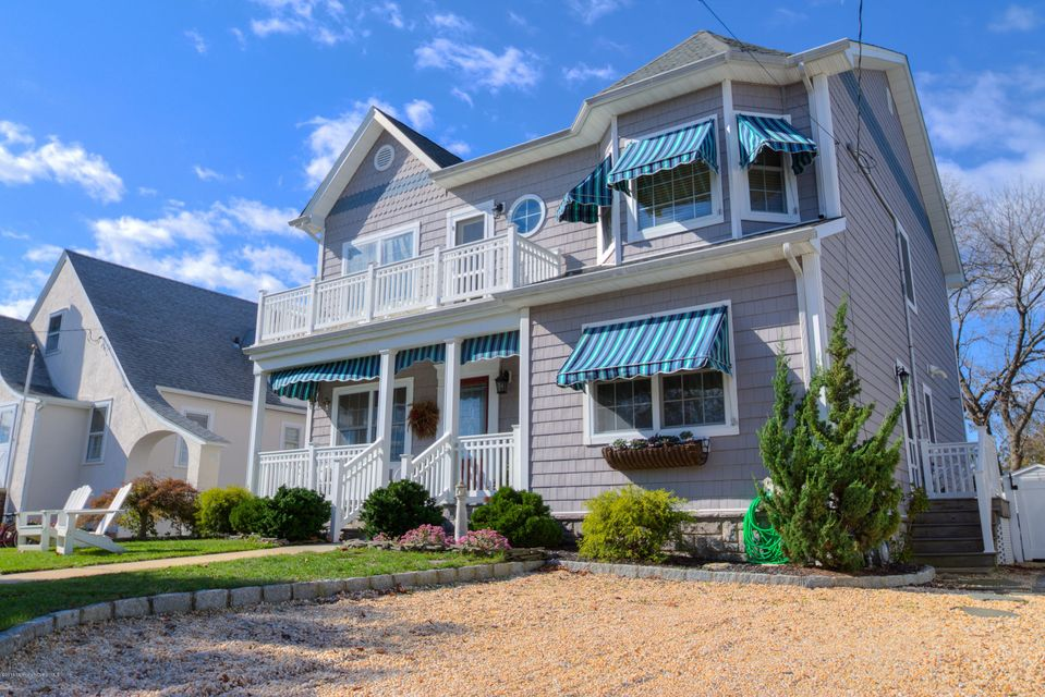 Casa Unifamiliar por un Venta en 221 Baltimore Avenue Point Pleasant Beach, Nueva Jersey 08742 Estados Unidos