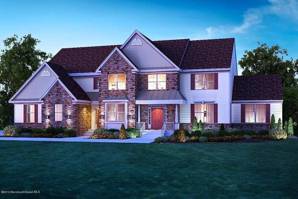 独户住宅 为 销售 在 19 Estates Boulevard Montgomery, 08502 美国