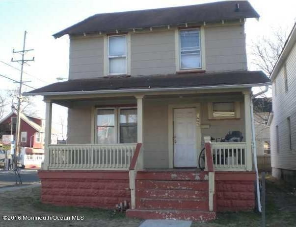 Single Family Home for Sale at 1600 Sewall Avenue Asbury Park, New Jersey 07712 United States