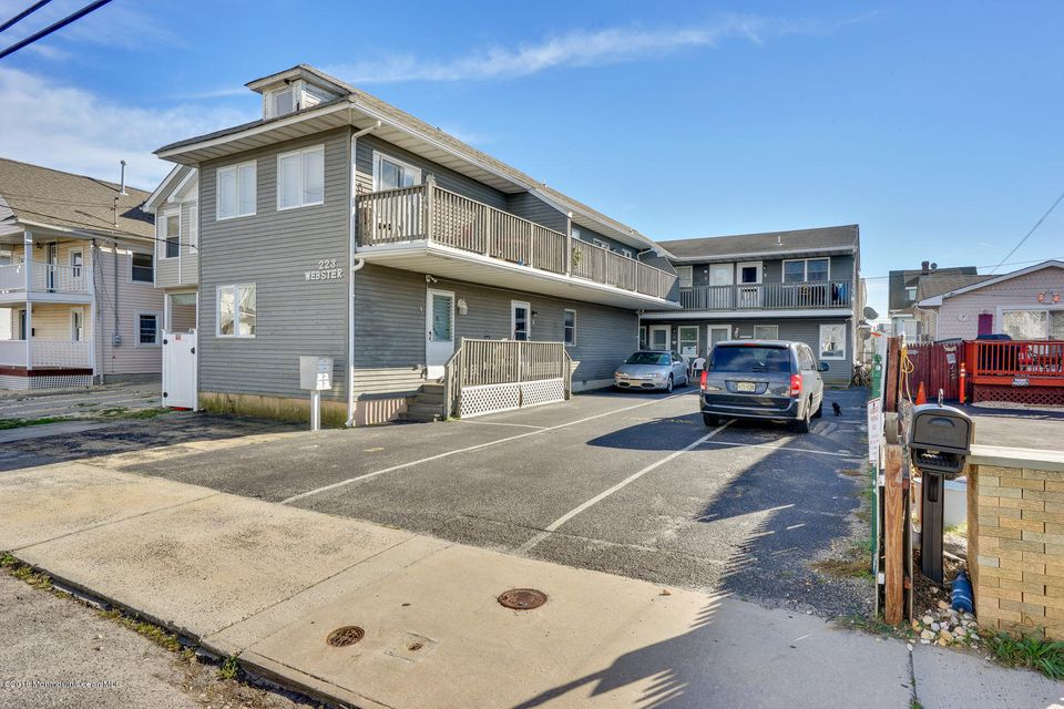 Condominium for Sale at 223 Webster Avenue Seaside Heights, New Jersey 08751 United States