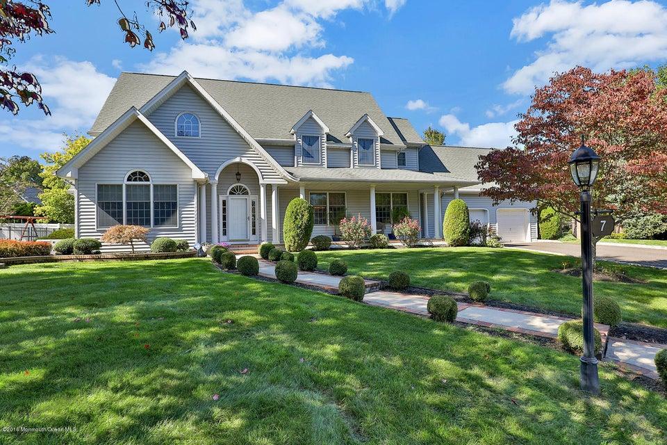 独户住宅 为 销售 在 7 Sequoia Court 布里勒, 新泽西州 08730 美国