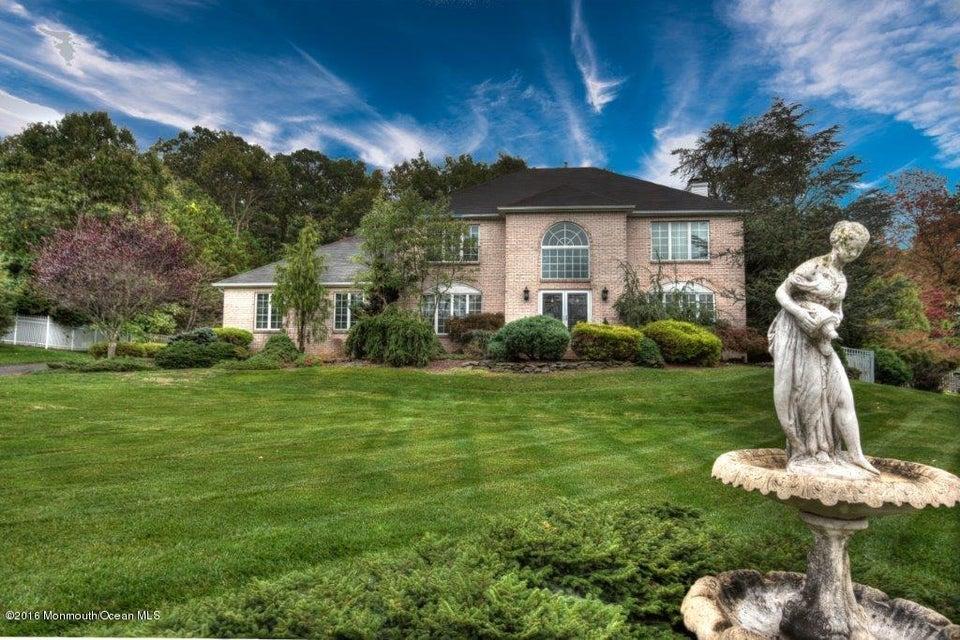 Casa Unifamiliar por un Venta en 21 Overlook Drive Jackson, Nueva Jersey 08527 Estados Unidos