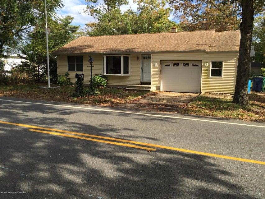 Maison unifamiliale pour l Vente à 309 Surf Avenue Beachwood, New Jersey 08722 États-Unis