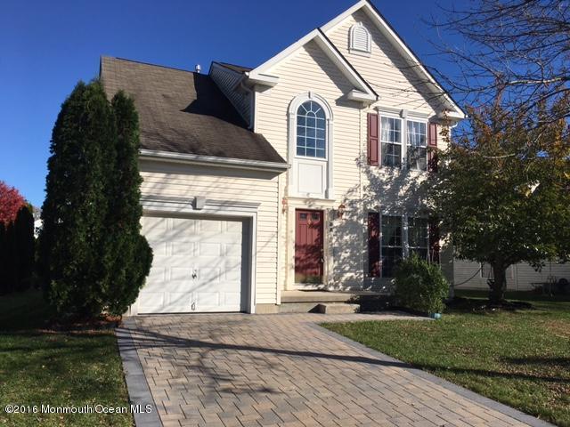 Casa Unifamiliar por un Venta en 40 Pitch Pine Lane Howell, Nueva Jersey 07731 Estados Unidos
