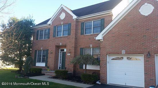 独户住宅 为 销售 在 391 Brentwood Avenue 汤姆斯河, 新泽西州 08755 美国