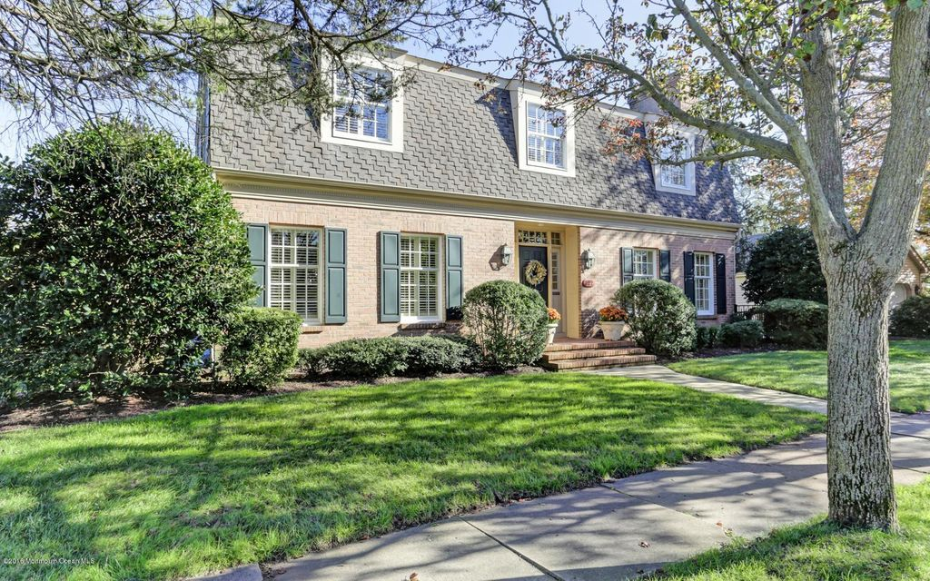 Additional photo for property listing at 222 Chicago Boulevard  Sea Girt, New Jersey 08750 États-Unis