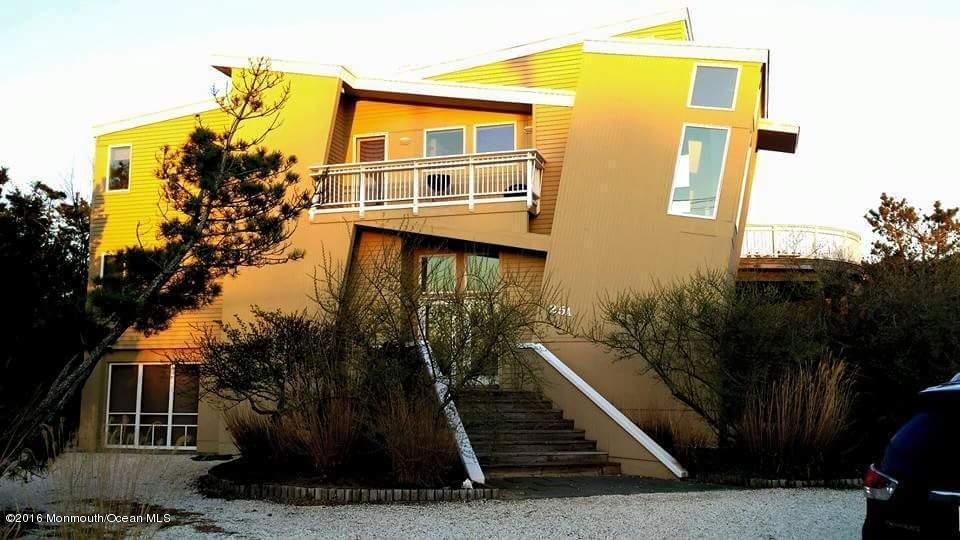 独户住宅 为 销售 在 25a Long Beach Boulevard 长滩乡, 新泽西州 08008 美国