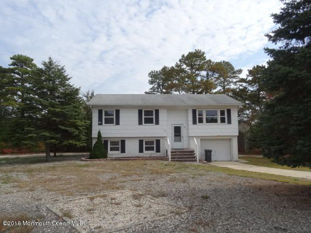 Single Family Home for Sale at 603 Shark Lane Manahawkin, New Jersey 08050 United States