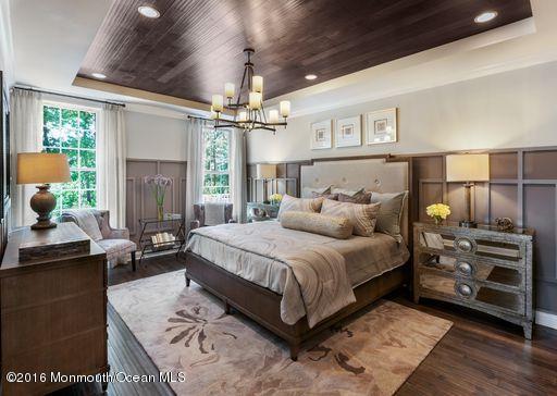 Maison unifamiliale pour l Vente à 6 Langton Drive Holmdel, New Jersey 07733 États-Unis