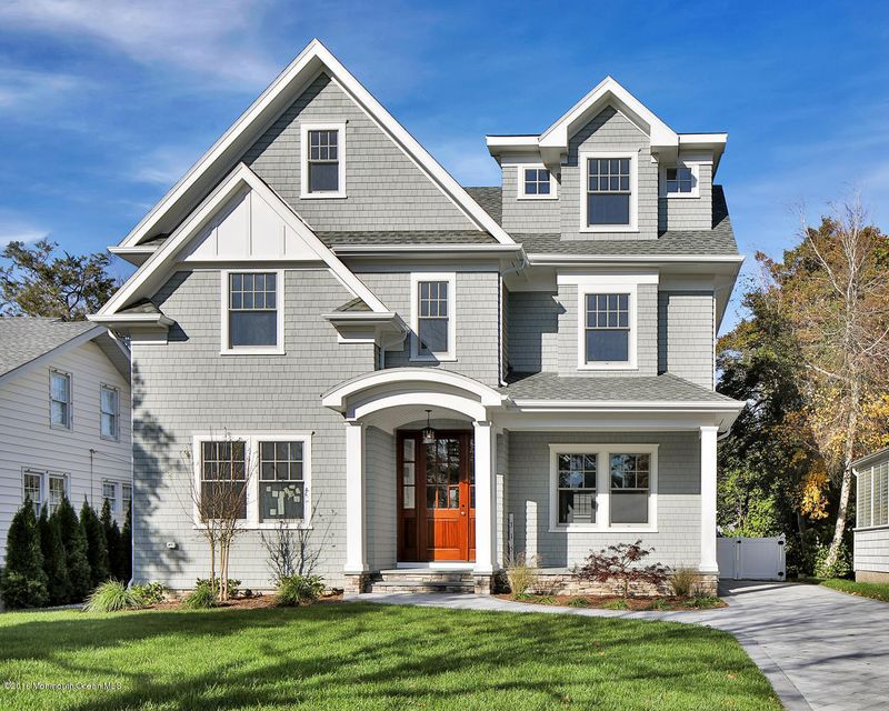 Single Family Home for Sale at 315 Baltimore Boulevard Sea Girt, 08750 United States