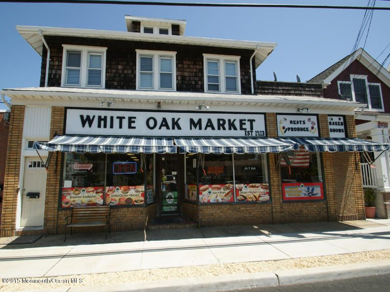 Commercial pour l Vente à 206 Central Avenue Seaside Park, New Jersey 08752 États-Unis