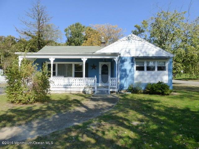 Maison unifamiliale pour l Vente à 4102 Belmar Boulevard Wall, New Jersey 07753 États-Unis