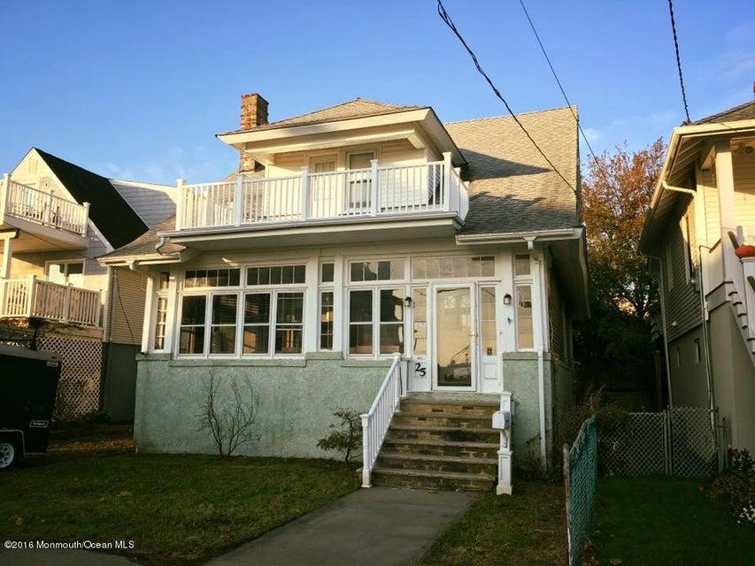 独户住宅 为 销售 在 25 Shrewsbury Avenue Highlands, 新泽西州 07732 美国