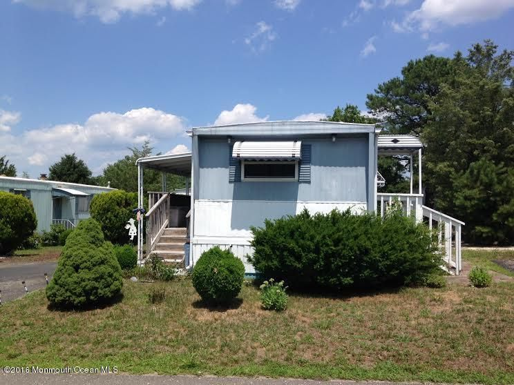 Single Family Home for Sale at 103 Oak Drive Barnegat, New Jersey 08005 United States