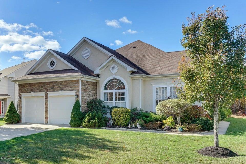 Maison unifamiliale pour l Vente à 34 Belmar Boulevard Waretown, New Jersey 08758 États-Unis