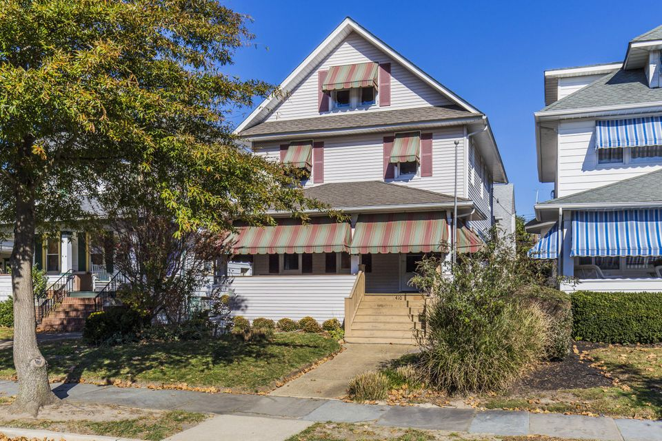 Single Family Home for Sale at 410 Sylvania Avenue Avon By The Sea, New Jersey 07717 United States