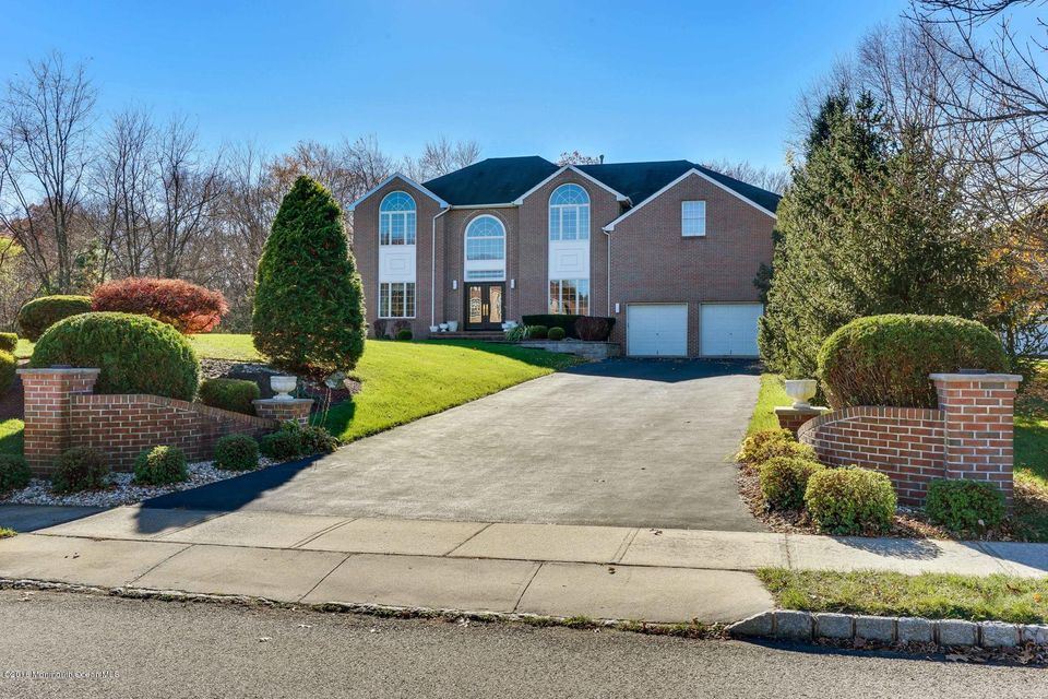Casa Unifamiliar por un Venta en 56 Overlook Drive Jackson, Nueva Jersey 08527 Estados Unidos