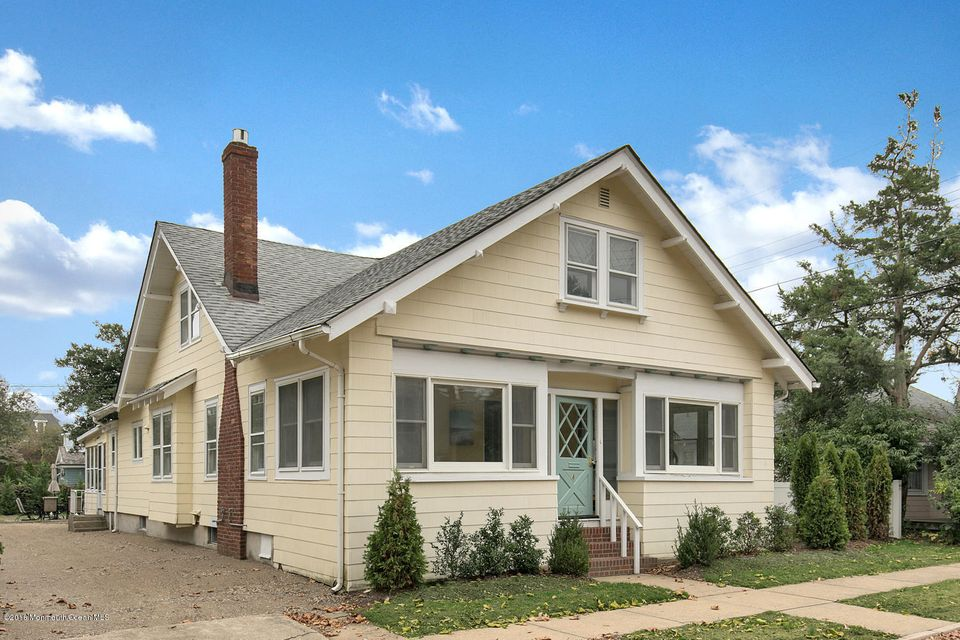 Single Family Home for Rent at 4 2nd Avenue Sea Girt, New Jersey 08750 United States